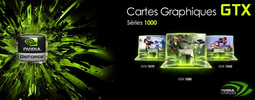 Carte graphique Nvidia GTX