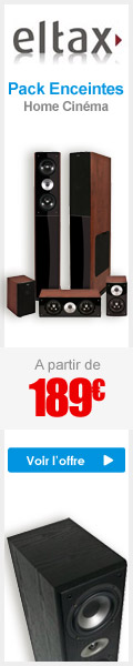 Pack Enceinte Home Cinema