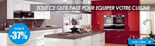 Equipez votre cuisine !