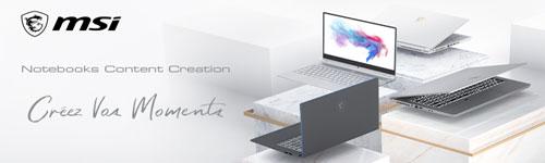 PC Portable MSI
