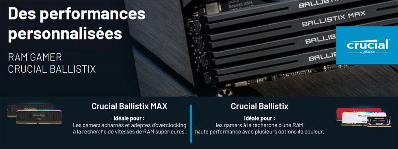 RAM Gamer Ballistix