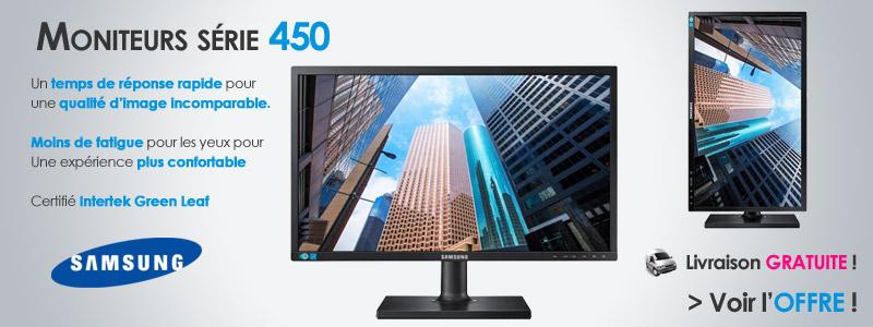 Samsung série 450