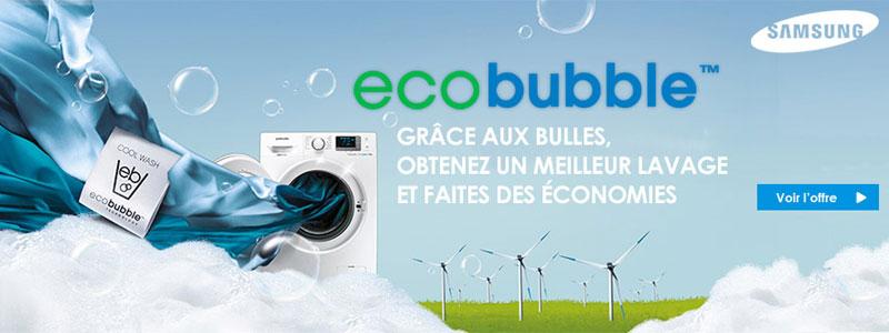 Samsung Eco Bubble