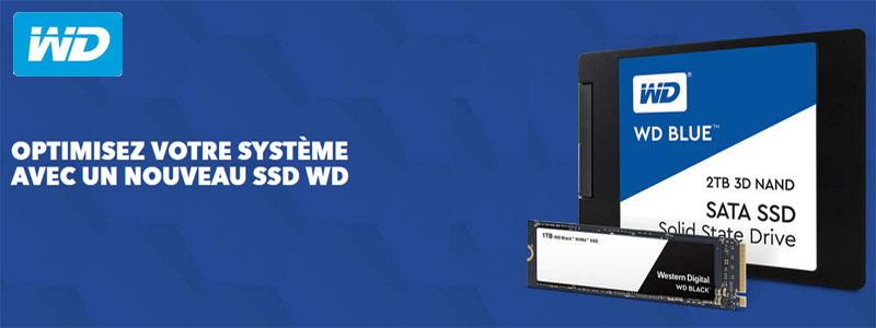 SSD Western Digital