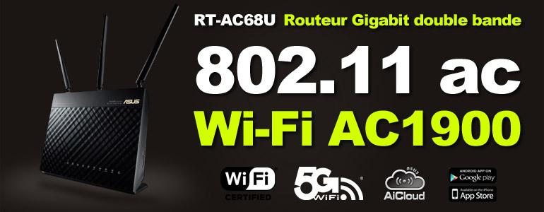RT-AC68U ASUS