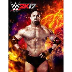 WWE 2K17 pour PS4