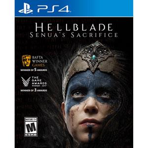Hellblade Senua's Sacrifice (PS4)