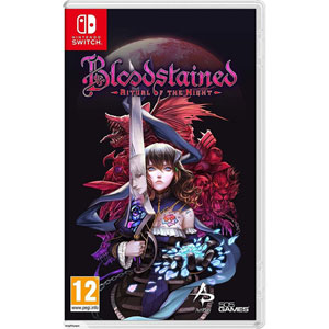 Bloodstained : Ritual of the Night (Switch)