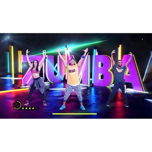 Zumba : Burn it up - SWITCH