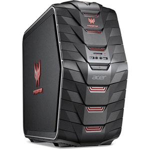 Predator G6-720 - i7 / 16Go / 256Go+2To / GTX1080