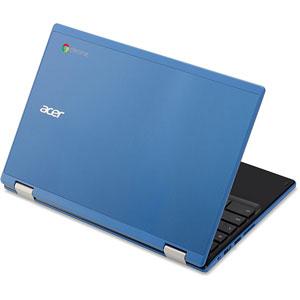 Chromebook 11 CB3-131-C4SG - 16Go / Bleu