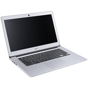 Chromebook 14 CB3-431-C64E - 32Go / Argent