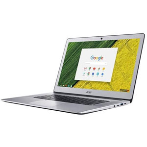 Chromebook 15 CB515-1HT-P80X - 32Go / Argent
