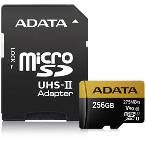Premier ONE microSDXC UHS-II - 256Go