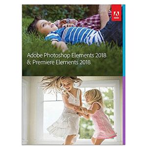 photo Photoshop Elements + Premiere Elements 2018
