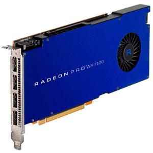 photo Radeon Pro WX 7100