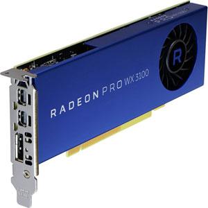 photo Radeon Pro WX 3100 4Go GDDR5