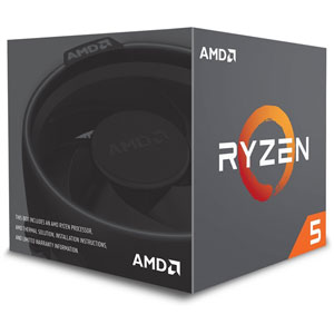 Ryzen 5 2600 3.9GHz AM4
