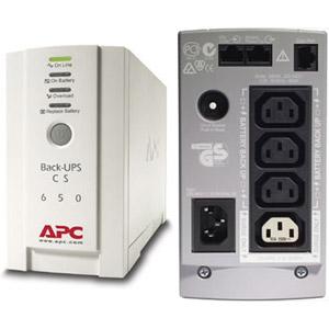 Back-UPS CS 650VA