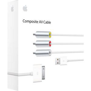 photo Câble composite AV