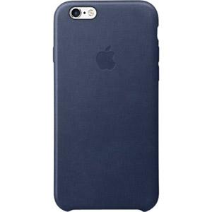 photo iPhone 6s Leather Case - Bleu nuit