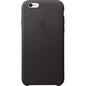 photo iPhone 6s Leather Case - Noir