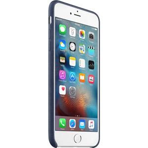 iPhone 6s Plus Leather Case - Bleu nuit