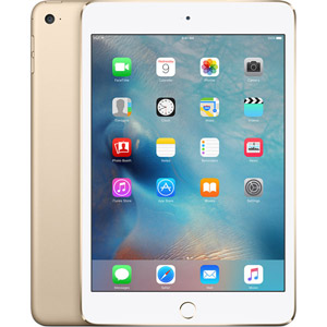photo iPad mini 4 Wi-Fi 128Go - Or