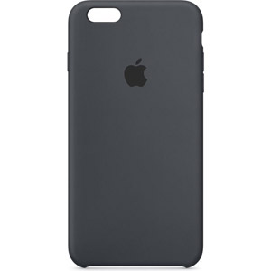 photo Coque en silicone iPhone 6s Plus - Gris