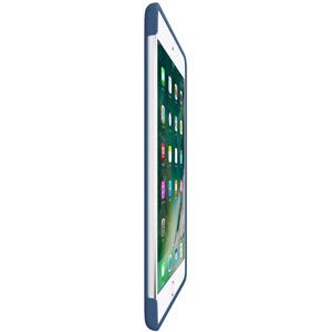 Coque silicone pour iPad mini 4 - Bleu Atlantique