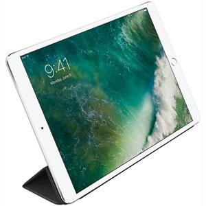 Smart Cover cuir iPad Pro 10.5  - Noir