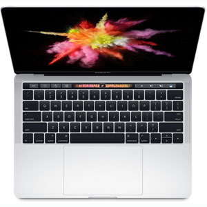MacBook Pro Touch Bar 15  - i7 / 256Go / Argent