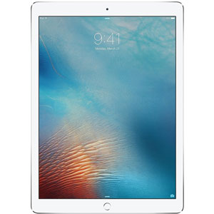 photo iPad Pro Wi-Fi + Cellular 12.9  - 256Go / Argent