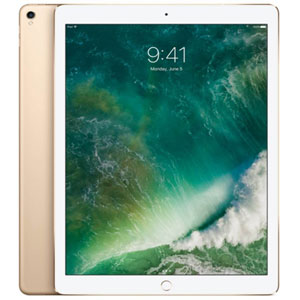 photo iPad Pro Wi-Fi+Cellular 12.9  - 256Go / Or