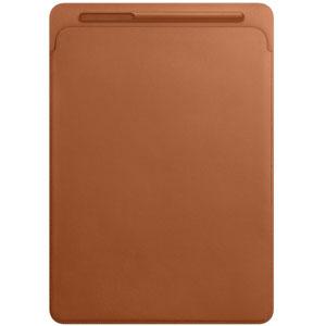 Étui en cuir pour iPad Pro 12,9  - Havane
