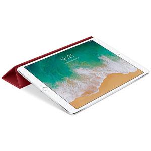 Smart Cover cuir pour iPad Pro 10,5  - Rouge