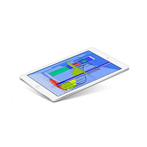 iPad Wi-Fi 9.7  - 128Go / Argent