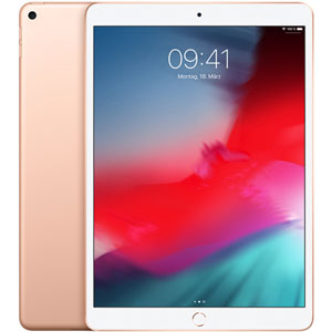 photo iPad Air Wi-Fi - 10.5  / 64Go / Or