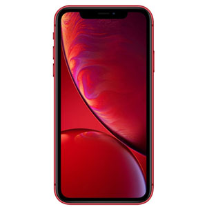 iPhone XR - 6.1  / 64Go / Rouge