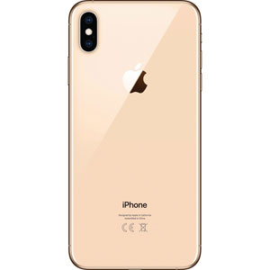 iPhone XS Max - 6.5  / 64Go / Or