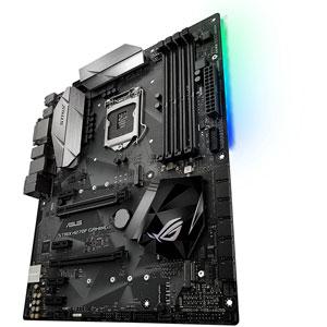 90MB0S70-M0EAY0 ASUS Strix H270F Gaming LGA1151 DDR4 ATX Motherboard