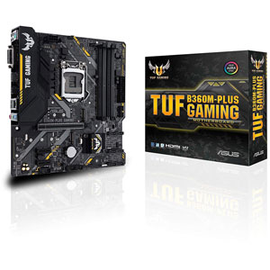 photo TUF B360M-PLUS GAMING
