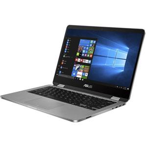 VivoBook Flip 14 - Pentium / 4Go / 64Go / Argent