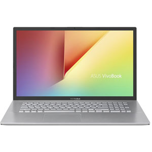 VivoBook 17 - i7 / 8Go / 256Go+1To / Argent