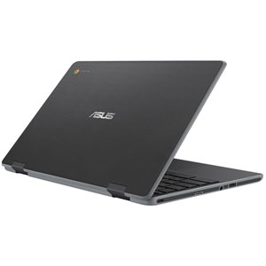 Chromebook Flip - 11.6  / Celeron / 32Go / Gris