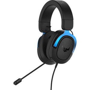 TUF Gaming H3 - Noir, bleu