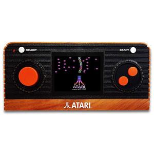 Console portable Atari avec sortie TV