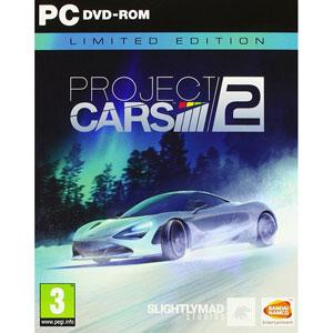 Project Cars 2 édition limitée (PC)