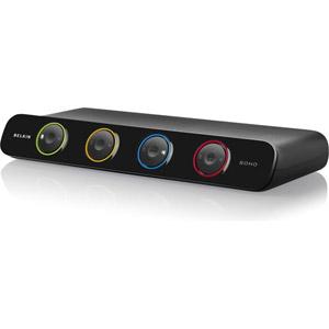 SOHO KVM Switch DVI & USB