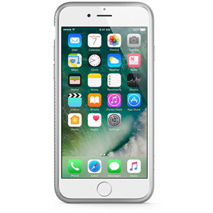 Air Protect SheerForce iPhone 7 Plus - Argent